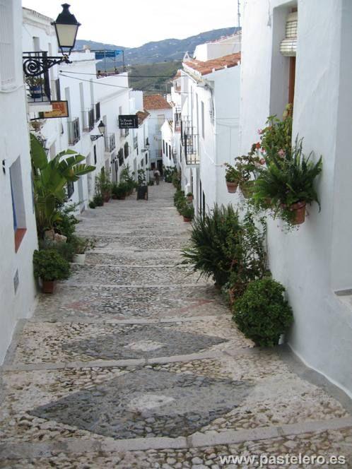 Frigiliana Pueblo blanco de Malaga