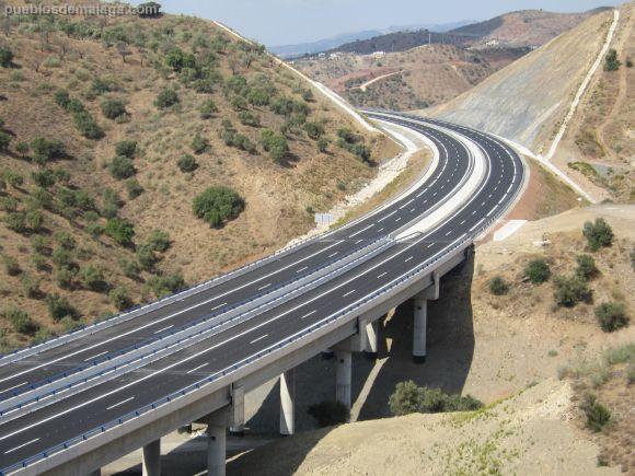Autopista Pedrizas Malaga AP46