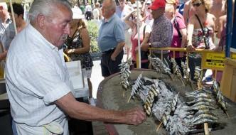 Día del Pescaito de Torremolinos 2012