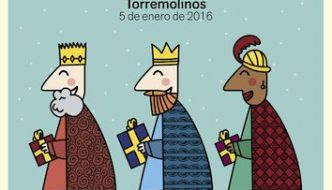 Cabalgata de Reyes Magos de Torremolinos 2016