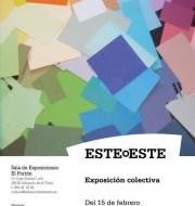 """Exposición colectiva """"ESTEoESTE"""" en Alhaurín de la torre"""
