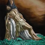 Cartel de la Semana Santa de Almogía 2013
