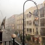 Inundaciones en Antequera, Agosto 2013