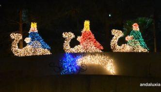 Cabalgata de Reyes Magos de Ronda 2014