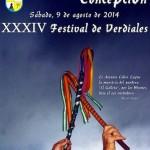 Festival de Verdiales de Villanueva de la Concepción 2014