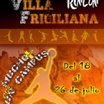 Campus Villa Frigiliana 2015