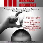 Cártama Business Breakfast 2015
