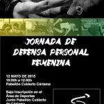 Jornada de Defensa Personal Femenina en Cártama