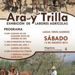 Ara y Trilla en Almogía