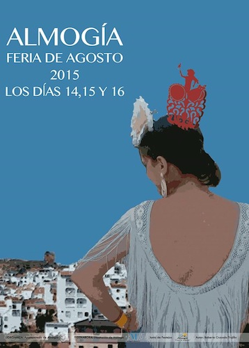 Feria de agosto de Almogía 2015