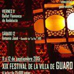 XIX Festival de la Luna Mora de Guaro