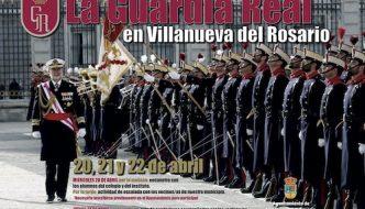La Guardia Real en Villanueva del Rosario