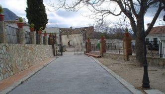 Parque de Alfarnatejo