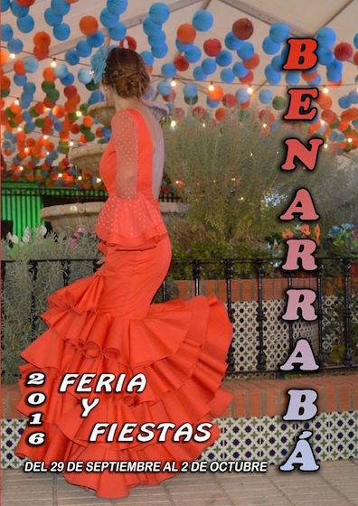 Feria de Benarrabá 2016
