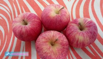Manzanas de Alfarnate