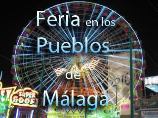Ferias de los Pueblos de Málaga
