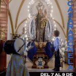 Romería en honor a la Virgen del Rosario en Casarabonela