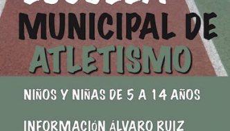 Escuela Municipal de Atletismo de Villanueva del Rosario