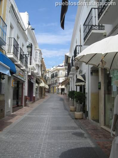 calle de Nerja