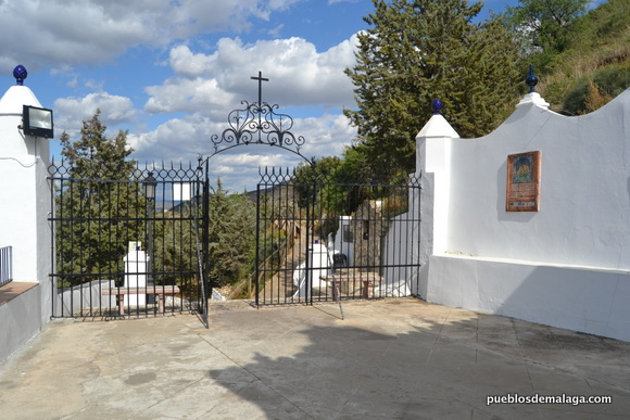 Rejas Ermita Cartama