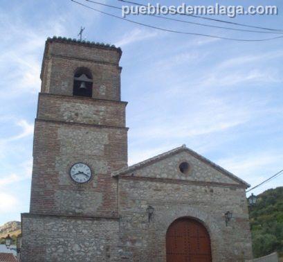 Iglesia del Santo Cristo de Cabrilla de Alfarnatejo