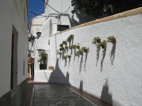 calle andaluza marbella