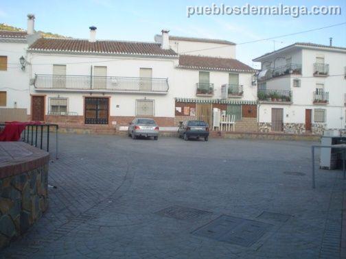 Plaza Alfarnatejo