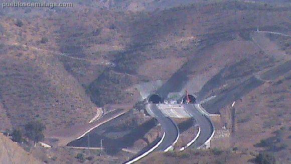 Tuneles Autopista Pedrizas