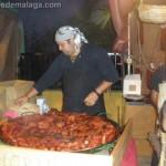 La Gastronomía es otro de los atractivos de la noche de la Luna Mora de Carratraca