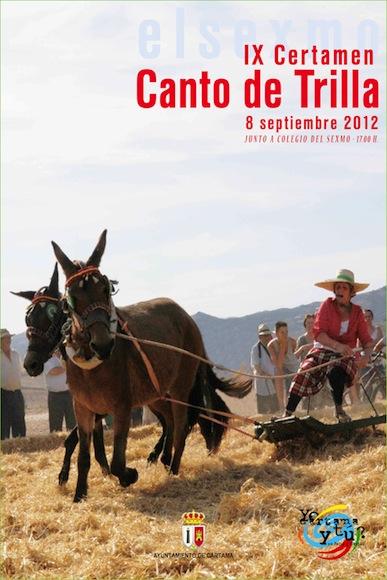 Concurso Trilla Sexmo 2012