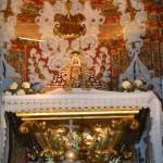 Virgen de Los Remedios de Cartama en su Ermita