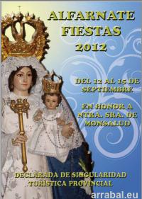 Feria de Alfarnate 2012