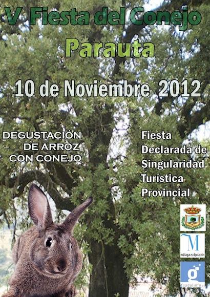 Fiesta del Conejo de Parauta 2012