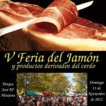 Feria del jamón de Campillos 2012