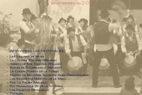 Certamen Pastorales 2012