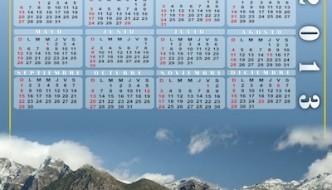 Calendario 2013 Frigiliana