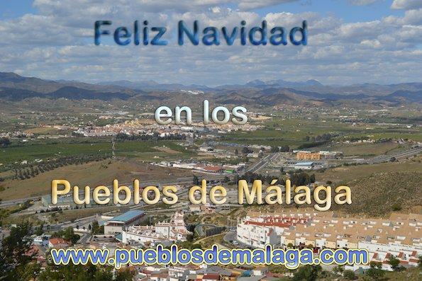 Feliz Navidad en los Pueblos de Málaga