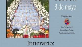 Cruces de Mayo de Torrox 2013