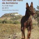 Feria del Perro de Archidona 2013