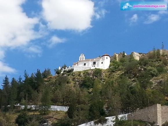 Ermita de Nuestra Señora de Los Remedios (Cártama)