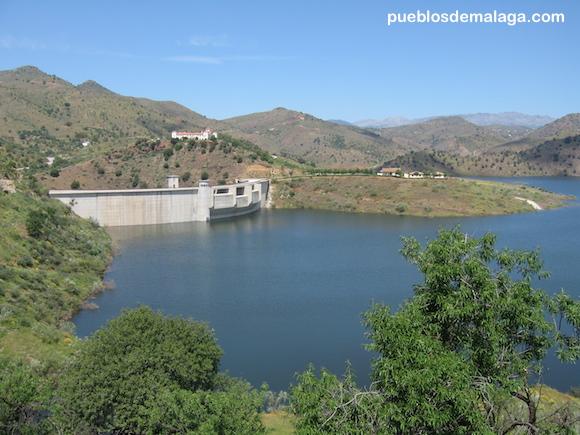 Pantano de Casasola - Málaga
