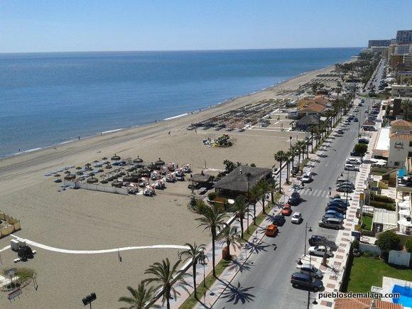 Torremolinos beach