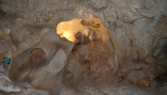 Cueva del Tesoro en el Rincón de la Victoria