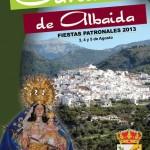 Cartel de la Feria de Canillas de Albaida 2013