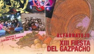 Fiesta del Gazpacho de Alfarnatejo 2013