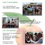 Día del Melocotón de Periana 2013