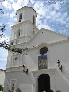 Iglesia de Nerja