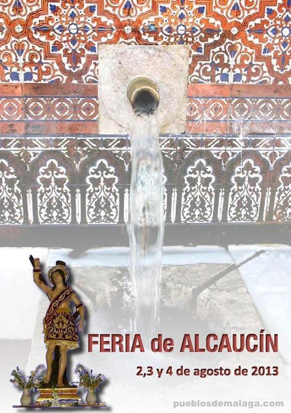 Feria de Alcaucin 2013