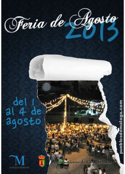 Feria de Casabermeja 2013