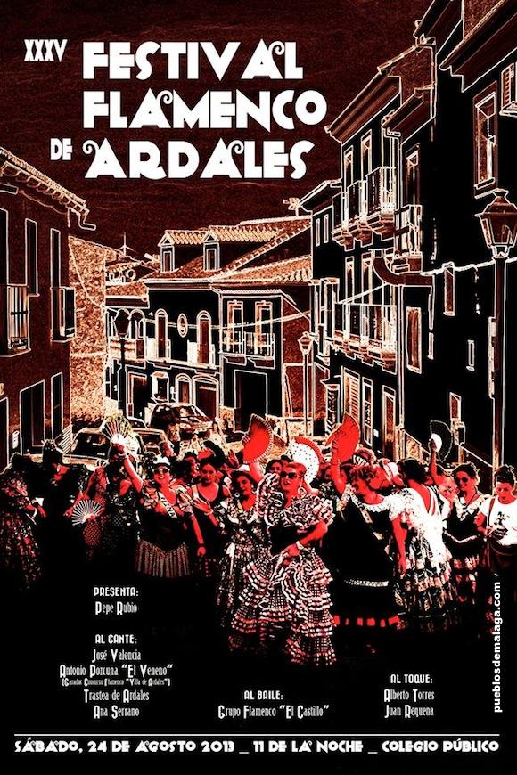 Festival Flamenco de Ardales 2013